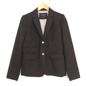 J.Crew The Classic Schoolboy Blazer Wool Blend EUC